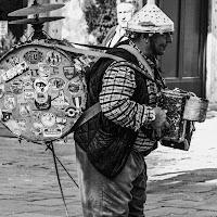 musica per strada di Bibanto