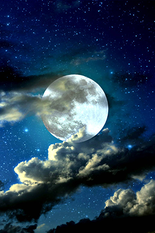 Super Moon Wallpaper Android Apps on Google Play