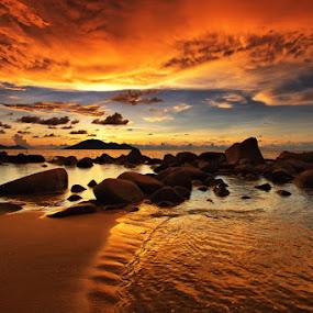 West Kalimantan Singkawang by Hendra Heng - Landscapes Waterscapes