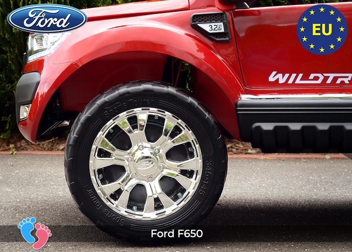 Ô tô điện Ford Ranger DK-F650 24