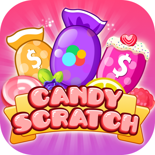 Candy Scratch - Win Prizes