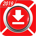 Movie Video Player & MP3 Music Download Free 2019 icon