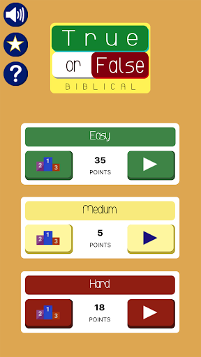 True or False (Biblical) 1.2.10 screenshots 1