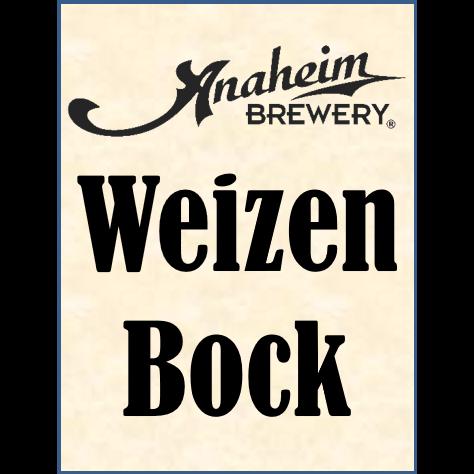 Logo of Anaheim Weizenbock