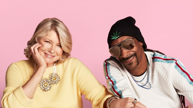 Watch Martha & Snoop's Potluck Party Challenge live