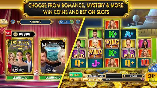Black Diamond Casino Stories & Slots screenshot 2