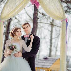 Wedding photographer Irina Spicyna (irinaspitsyna). Photo of 07.01.2016