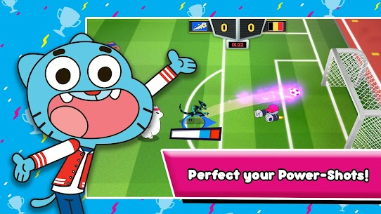 Toon Cup – Cartoon Network's Soccer Game Apk Latest Version Download For Android 5