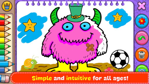 Fantasy - Coloring Book & Games for Kids 1.18 10