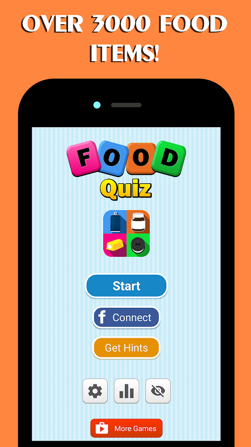 Food Quiz- screenshot