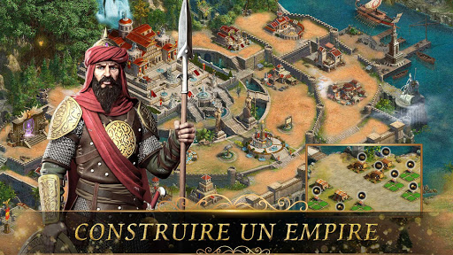 Clash of Epic War: Empire Origins  captures d'écran 2