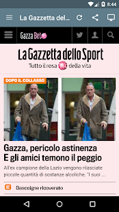 Quotidiani Italiani- screenshot thumbnail