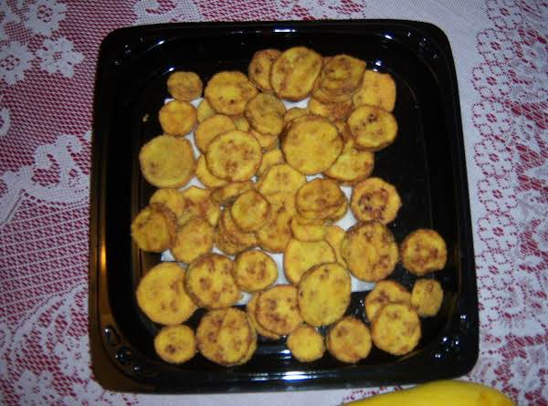 Deep Fried Yellow Squash Recipe
