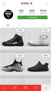 Kixify - Buy & Sell Sneakers screenshot 0