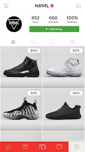 Kixify - Buy & Sell Sneakers- screenshot thumbnail