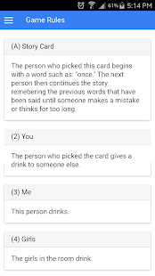 Sociables, The drinking Game - náhled