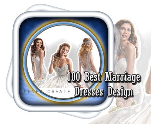 100ベストの結婚ドレス