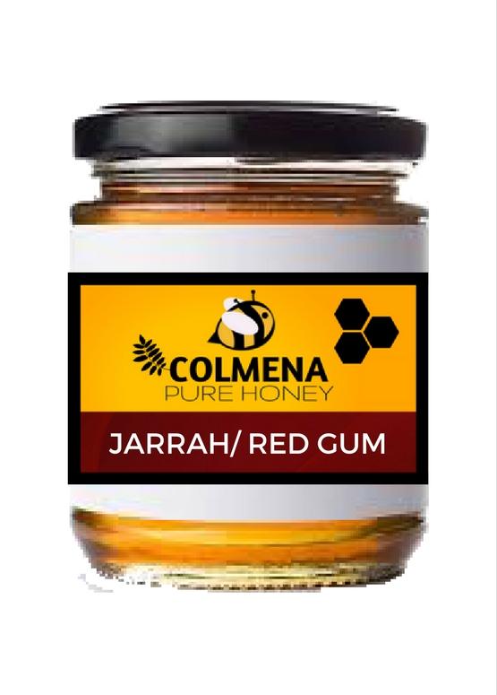 jarrah:red gum