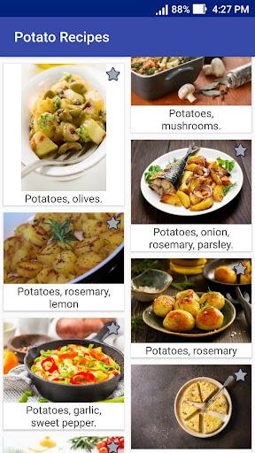 Potato Recipes 1.3 screenshots 2