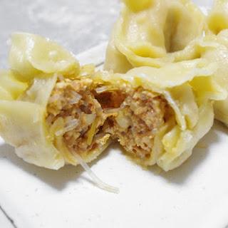 Kimchi Mandoo