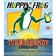 Logo of Hoppin' Frog Turbo Shandy Citrus Ale