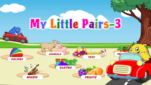 my Little Pairs -3 Free