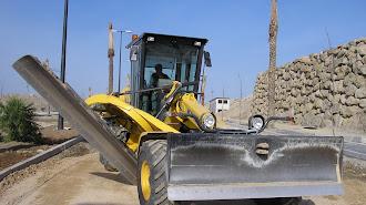 Excavaciones Ramos García cuenta con una flota de vehículos muy completa, con maquinaria actual y moderna.