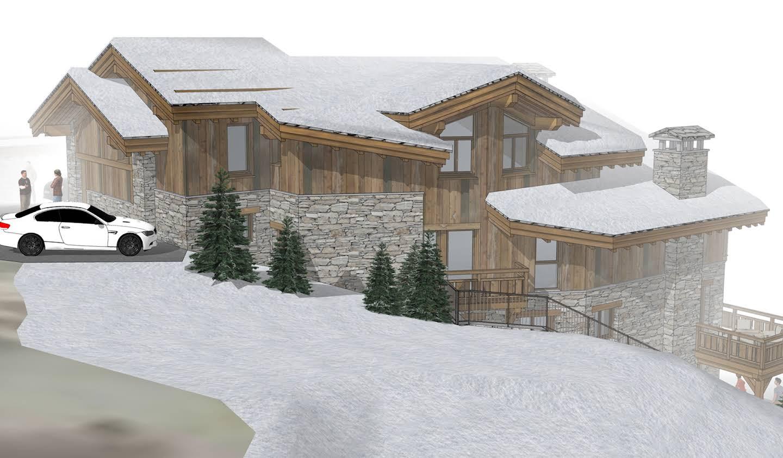 Appartement avec terrasse Saint-Martin-de-Belleville