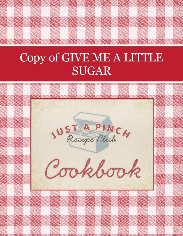 Copy of GIVE ME A LITTLE SUGAR