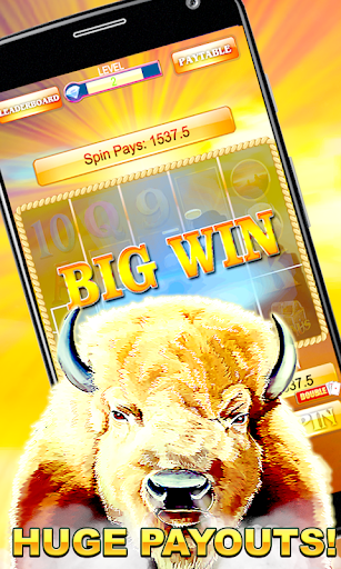 Slot Machine: Buffalo Slots  screenshots 4