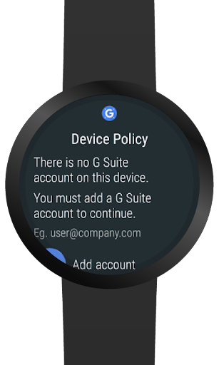 Google Apps Device Policy 14.20.00 screenshots 11