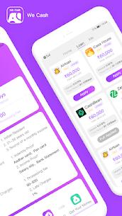 One Stop Online Loan Service Platform-We Cash 2