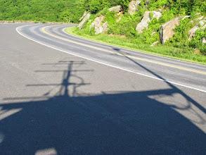 Photo: K8GP / Rover - FM08US - Antenna shadows