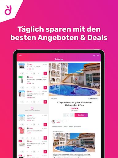 dealbunny.de Schnäppchen App  screenshots 6