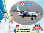 Perfect Medical Solution by Medivic Air Ambulance Service in Lucknow