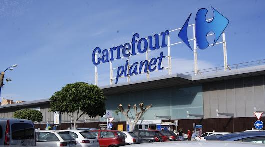 Carrefour dona 29.000 kilos al Banco de Alimentos