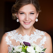 Wedding photographer Kirill Evstyukhin (KIRILL68). Photo of 29.09.2016
