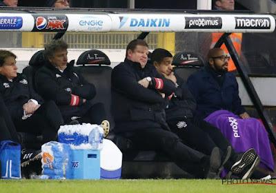Un nouveau capitaine à Anderlecht? La réponse de Vanhaezebrouck