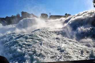 Photo: Rýnské vodopády