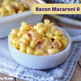 Bacon Macaroni & Cheese