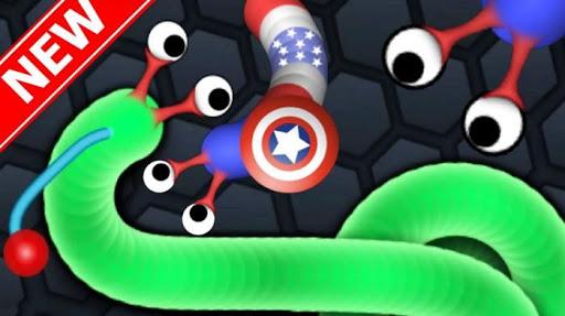 Slither Snake Game screenshot 1
