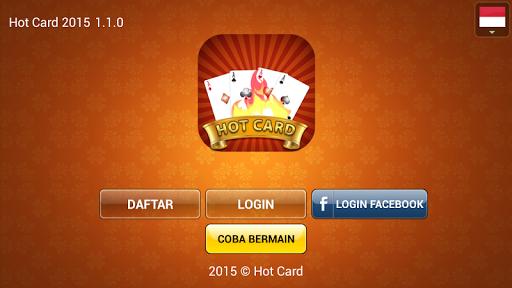 Hot cards: Domino capsa susun