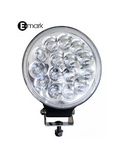 "LED Extraljus 7"" 45W (E-märkt, Driving Beam)"
