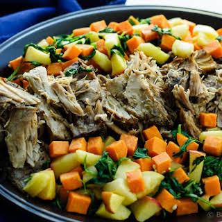 Slow Cooker Pork Roast.