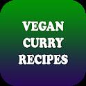 VEGAN CURRY RECIPES icon