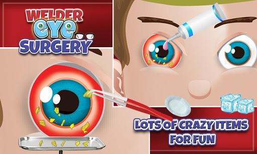 無料休闲Appの溶接機目の手術クリニック|記事Game