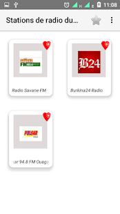 Stations de radio du Burkina Faso - náhled