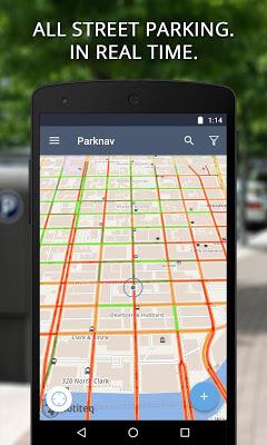 Parknav - Smart Street Parking - screenshot