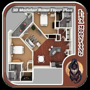 App 3d modular home floor plan apk for kindle fire for 3d floor plan app