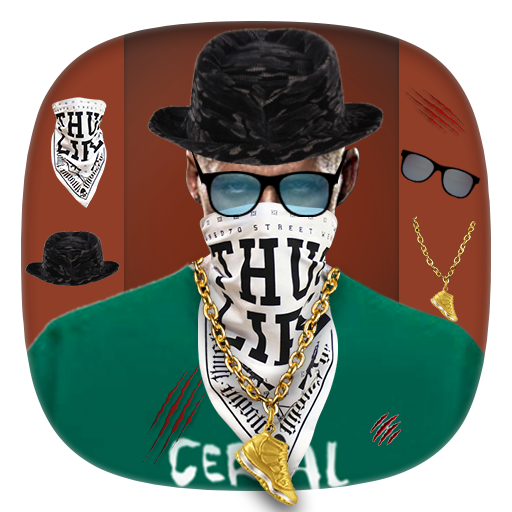 Gangster Photo Maker 遊戲 App LOGO-硬是要APP